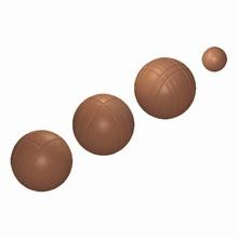 art17210  Bocce balls mold
