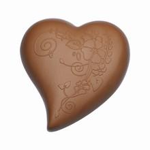 SE0588 Heart with Decor