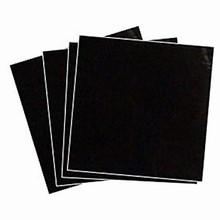 Black Confectionary Foil 4x4
