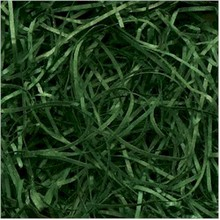 SH332-10 Fine Paper Forest Green Shred