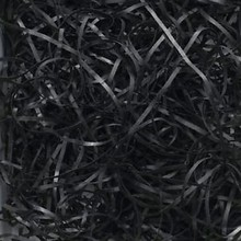 SH320 Black Fine Shredded Paper