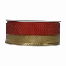 RN336 Red and Gold Ribbon
