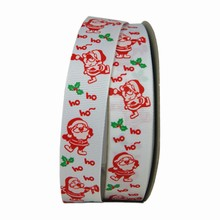 NO30 Ho Ho Ho Santa Claus Ribbon