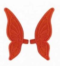 01093 2 Petites Ailes Fine de Papillon