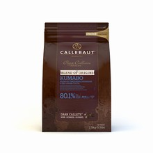 Kumabo 81% Callebaut Blends of Origins Collection