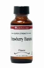L1711 LorAnn Strawberry-Banana Oil Flavour 1oz.