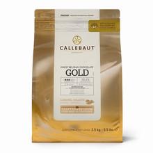 GOLD Callebaut Caramel Callets