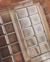 cw34218 Bar mold cannabis design