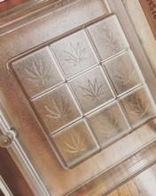 cw34219 Bar mold cannabis design