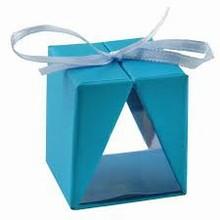 4091t One truffle window box turquoise