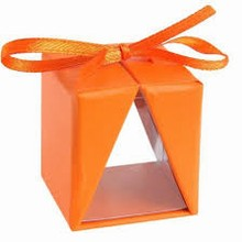 4091o Boite fenêtre 1 truffe orange