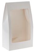 4973w Pochette blanche rigide