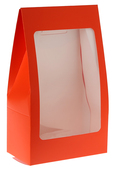 4973o Orange standing pouch