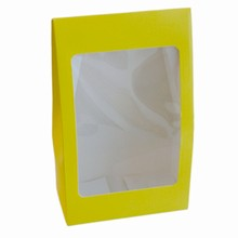 4973y yellow standing pouch
