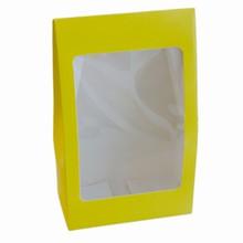 4973y Pochette jaune rigide