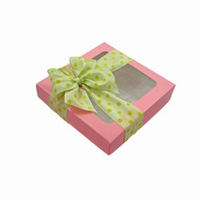 CC070-9 Blush 1/2lb Square Box (10)