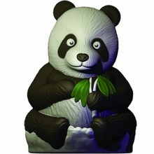 H551074E  Giant  Panda Mold