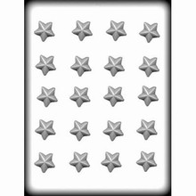 8h4031 Hard candy mold Stars