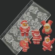 X2132B  Santa musicians