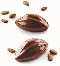 cacao120 Cocoa pod silicone mold