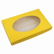 CC103 Rect.1lb Yellow box