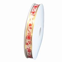 Valentine polypropylene ribbon