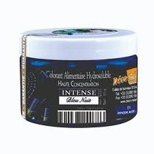 int85  Night blue water soluble colouring