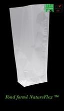eco2s Compostable bag Natureflex