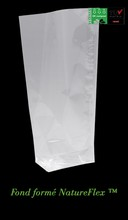 eco3s Compostable bag Natureflex