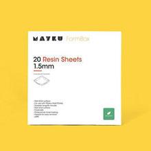 Mayku Resin Sheets