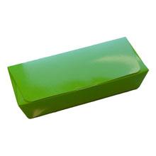CC385  green flat ballotin, Bamboo