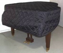 Nylon Padded Grand Piano Cover