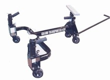 Hydraulic Grand Piano Lifter-Transporter Dolly