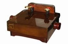 Wood Piano Pedal Extender Stool-Platform