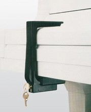 Hands Off Durable Plastic Piano Lock