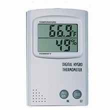 Hygrometer: Temperature & Humidity Gauge