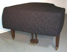 Cotton Padded Grand Piano Cover