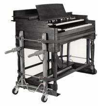Dual Piano and Organ Moving Dolly