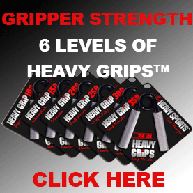 Heavy Grip Handgrippers